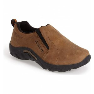 Merrell JUNGLE MOC NUBUCK KIDS/BROWN M