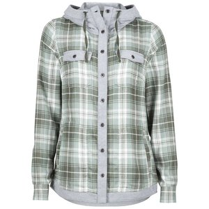 Marmot Wm's Reagan Flannel LS Sea Fog