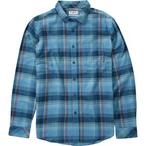 Billabong COASTLINE FLANNEL BLUE