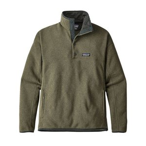 Patagonia M's LW Better Sweater Marsupial P/O Industrial Green