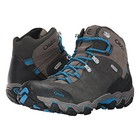 Oboz Bridger Mid B-DRY Shale Gray Men's