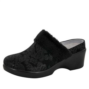 Alegria Isabelle Womens Black Beauty