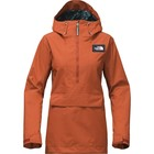 The North Face W TANAGER ANORAK Picante Red