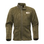 The North Face M CAMPSHIRE FULL ZIP Burnt Olive Green