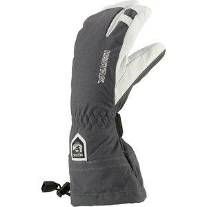 Hestra Army Leather Heli Ski - 3 finger Grey