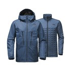 The North Face M THERMOBALL SNOW TRICLIMATE JACKET Shady Blue