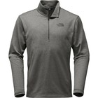 The North Face M TECH GLACIER 1/4 ZIP TNF Medium Grey Heather
