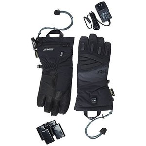 Outdoor Research Lucent Heated Gloves Black