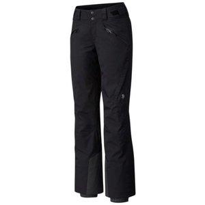 Mountain Hardwear Link Insulated 2L W Pant-Black Reg