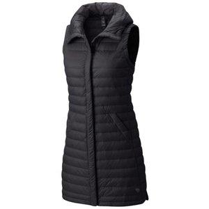 Mountain Hardwear PackDown W Vest-Black