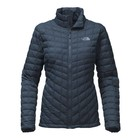 The North Face W THERMOBALL FULL ZIP Ink Blue Matte