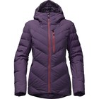 The North Face W COREFIRE DOWN JACKET Dark Eggplant Purple