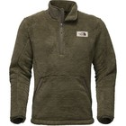 The North Face M CAMPSHIRE PULLOVER Burnt Olive Green