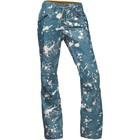 The North Face W ABOUTADAY PANT Monterey Blue Splatter Print
