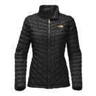 The North Face W THERMOBALL FULL ZIP TNF Black/TNF Black Brightlights Print