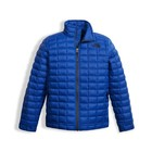 The North Face B THERMOBALL FULL ZIP JACKET Bright Cobalt Blue