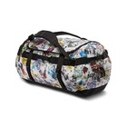 The North Face BASE CAMP DUFFEL - L TNF Red Sticker Bomb Decay Print/TNF Black