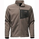 The North Face M CHIMBORAZO FULL ZIP Falcon Brown/Asphalt Grey