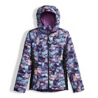 The North Face G THERMOBALL HOODIE Nimbus Blue Marble Print