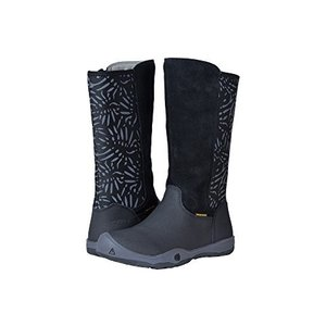 Keen MOXIE TALL BOOT WP Y-BLACK/MAGNET
