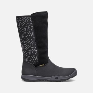 Keen MOXIE TALL BOOT WP C-BLACK/MAGNET