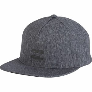 Billabong AIRLITE TRUCKER BLACK HEATHER ONE