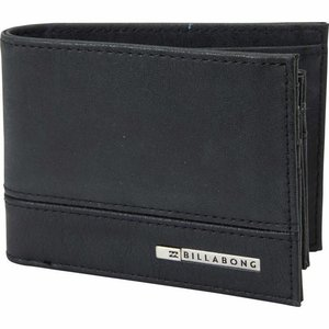 Billabong DIMENSION WALLET BLACK ONE