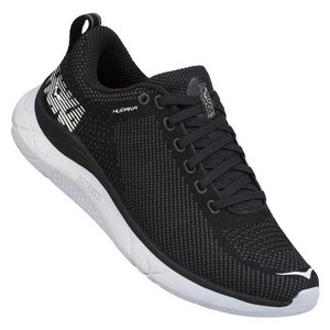 HOKA W HUPANA BLACK / DARK SHADOW