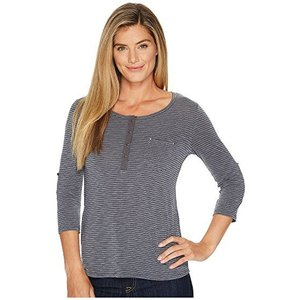 Kuhl Women's Trista 3/4 Sleeve PAVEMENT
