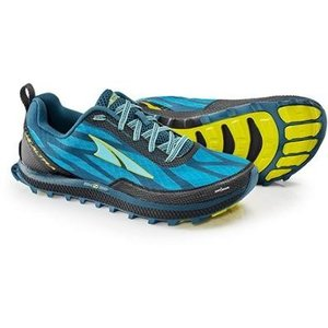 Altra WOMENS SUPERIOR 3 BLUE/LIME