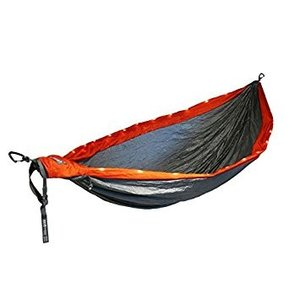 Eagles Nest Outfitters DoubleNest LED Orange/Grey OS