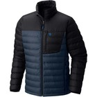 Mountain Hardwear Dynotherm Down M Jacket-Zinc, Black