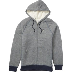 Billabong BALANCE SHERPA ZIP NAVY HEATHER