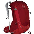 Osprey Stratos 24Beet Red