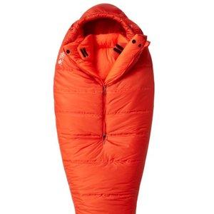 Mountain Hardwear Unisex HyperLamina Torch Sleeping Bag - Flame LNG