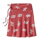 Patagonia W's Lithia Skirt Mariposa Lily: Static Red
