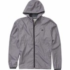 Billabong TRANSPORT WINDBREAKE GREY HEATHER