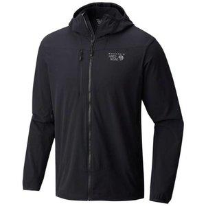 Mountain Hardwear Men's Super Chockstone Hooded Jacket Black
