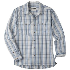 Mountain Khakis Men's Equatorial Long Sleeve Shirt Calypso