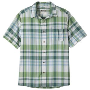 Mountain Khakis Men's Tomahawk Madras Shirt Envy Plaid