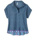 Mountain Khakis Women's Emma Shirt Twilight Print