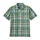 Patagonia M's Puckerware Shirt Free Rider: Beryl Green
