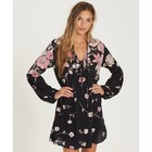 Billabong PRETTY PLEASE BLACK FLORAL