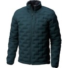 Mountain Hardwear M StretchDown DS Jacket - Blue Spruce