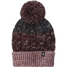 SmartWool Isto Retro Beanie Nostalgia Rose H-Fig Heather 1FM