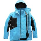 The North Face Men's Clement Triclimate Jacket Hyper Blue/TNF Black