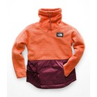The North Face Women's Riit Pullover Mecca Orange/Fig