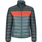 Marmot Ares Jacket Mallard Green/Orange Haze