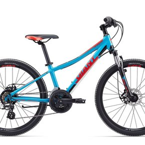 "Giant 2017 XTC JR1 DISC 24"" Kids Bike"