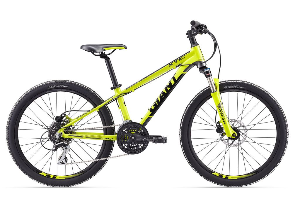 """Giant 2017 XTC SL JR 24"""" Kids Bike"""